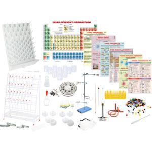 Pakiet Pomocy dydaktycznych dla szkół podstawowych Chemia