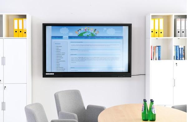 Monitor interaktywny isGraf DIGITAl do przedszkoli, szkół, pracowni przedmiotowych i gabinetów