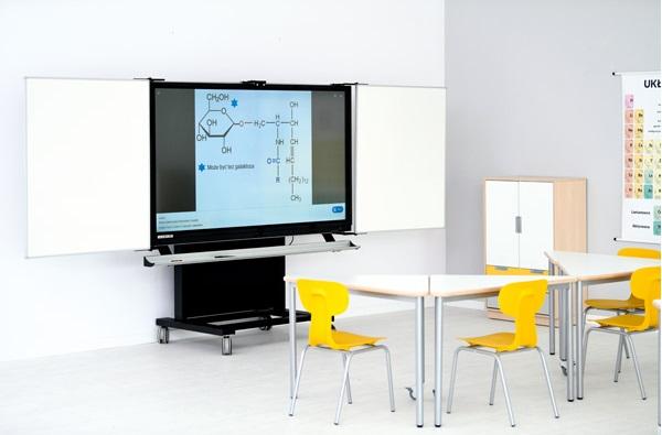 Innowacyjne nauczanie przedmiotów przyrodniczych z monitorem interaktywnym insGraf DIGITAL