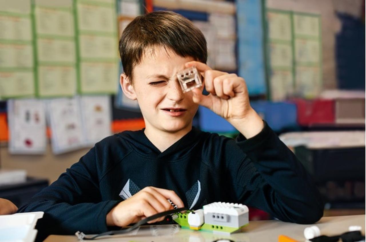 Lego education wedo 2.0 do klasopracowni