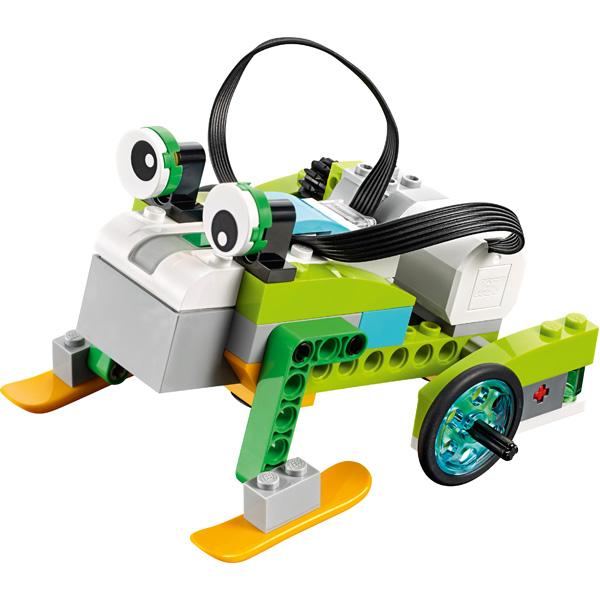 Zestawy edukacyjne Lego wedo łączące naukę z zabawą