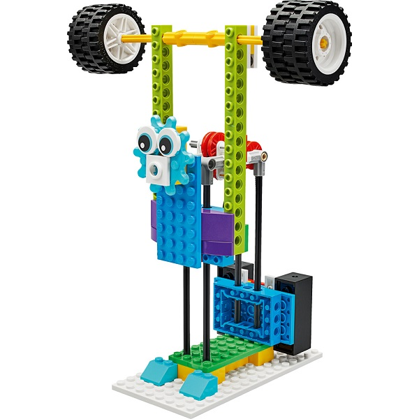 Zestaw LEGO® Education BricQ Motion do nauki przedmiotów przyrodniczych w szkołach podstawowych